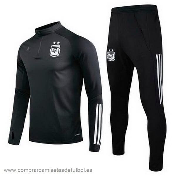 Personalizzate Chandal Argentina 2020 Negro