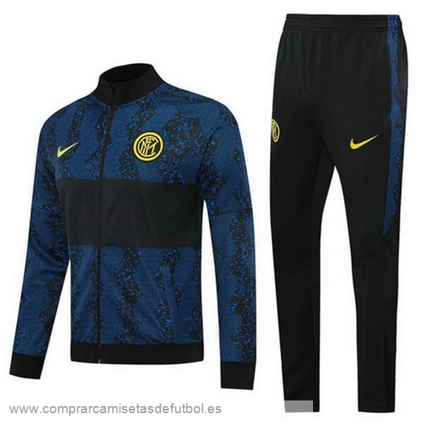 Personalizzate Chandal Inter Milán 2020 2021 Azul