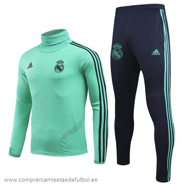 Personalizzate Chandal Real Madrid 2020 2021 Verde